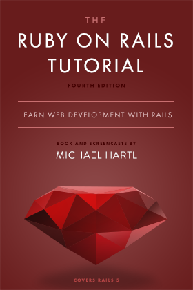 Cover current ruby on rails tutorial